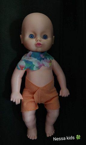 Boneca bebê 30 cm