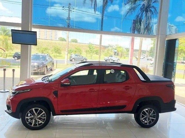 Fiat Strada Fiat Strada Nova Volcano Cabine Dupla 1.3 Flex 4p 2021