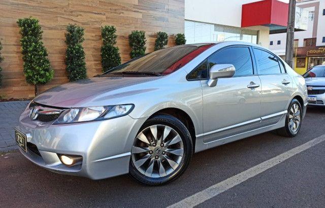 Honda\Civic LXL Aut - Ótimo Estado - 2011