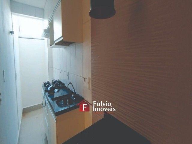 Kitnet com 27m², Elevador, Toda no Porcelanato em Vicente Pires. - Foto 8