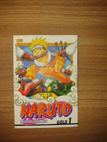Naruto Gold 1 e 15 - Foto 2