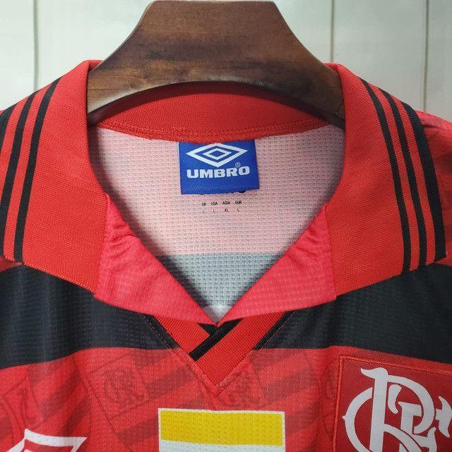 Camisa Flamengo Retrô  - Foto 3