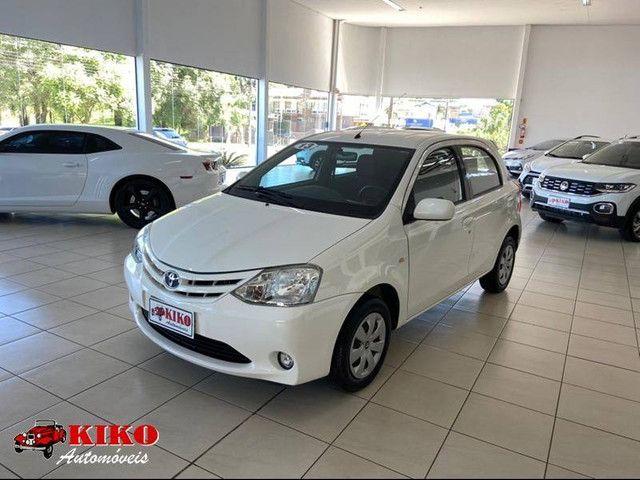 Toyota ETIOS XS 1.3 Flex C/ 56 Mil Km  - Foto 3