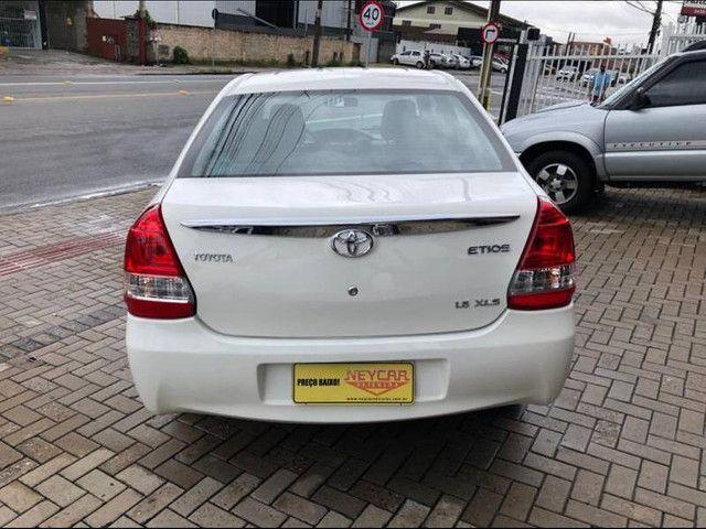 Toyota ETIOS XLS Sedan 1.5 Flex 16V 4p Mec. - Foto 9