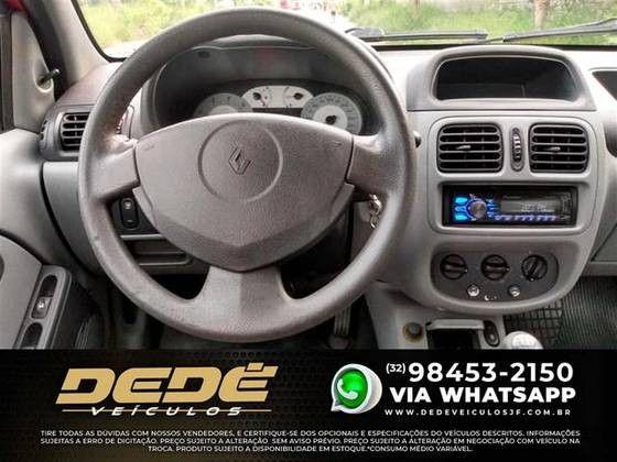 CLIO 2010/2011 1.0 CAMPUS 16V FLEX 4P MANUAL - Foto 10