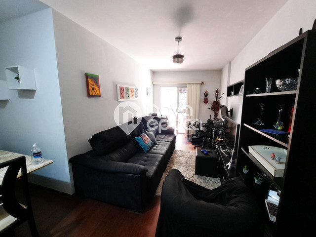 Apartamento à venda com 2 dormitórios em Humaitá, Rio de janeiro cod:IP2AP53512 - Foto 3