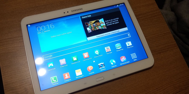 Tablet Samsung Galaxy Tab 3 - Pouco Uso - Foto 2