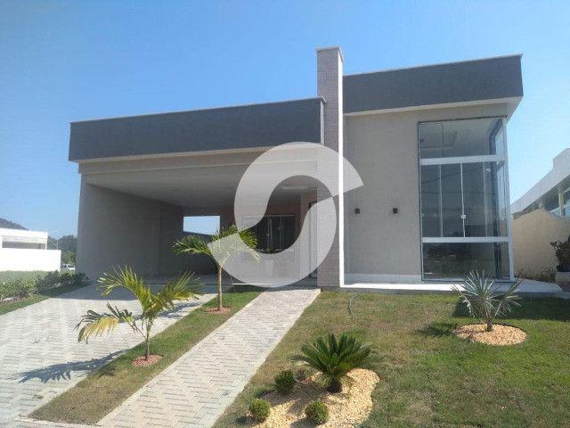 Alpha Maricá 1 - Casa com 3 Quartos à venda, 191 m² por R$ 870.000,00 - Inoã - Maricá/RJ