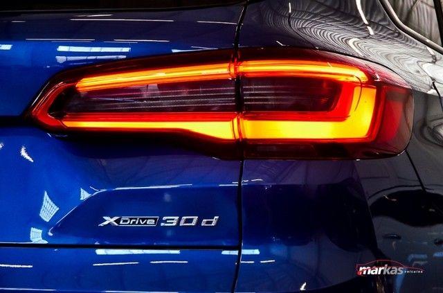 BMW X5 3.0 XDRIVE30D 265HP TETO 4X4 UNICO DONO 17 MIL KM 4P - Foto 14