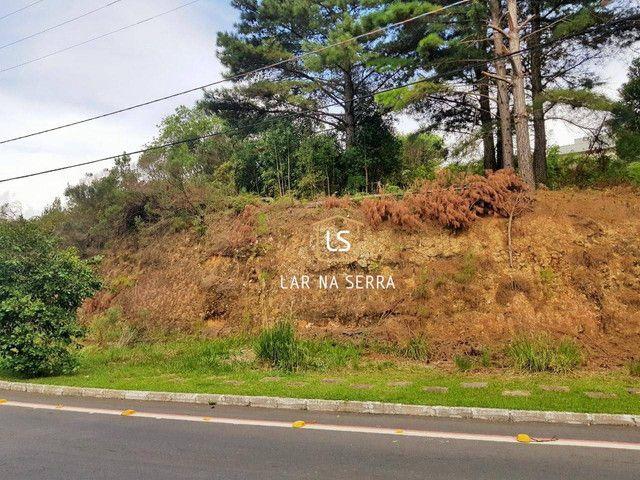 Terreno à venda, 714 m² por R$ 300.000,00 - Mato Queimado - Gramado/RS - Foto 4