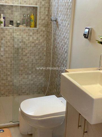 Apartamento à venda com 2 dormitórios em Pitangueiras, Guarujá cod:78795 - Foto 14