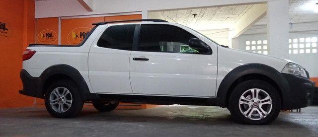 Fiat Strada 1.4 CD 3P Working 2015 - Foto 8