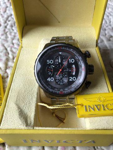 Vendo relógio invicta original  - Foto 3