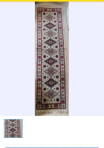 Tapete caucasiano de lã - Foto 2