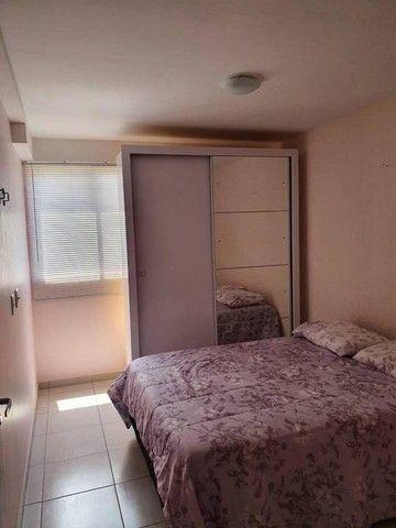 Oportunidade! apartamento dois quartos mobiliado na ponta verde - Foto 10