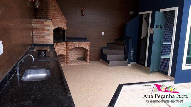 Casa Espetacular a Venda em Itaipuaçú com Piscina, Sauna e Churrasqueira! - Foto 13