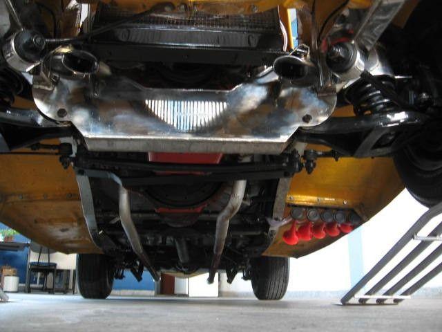 Hot Rod rodster V8 Carangas Garage - Foto 18