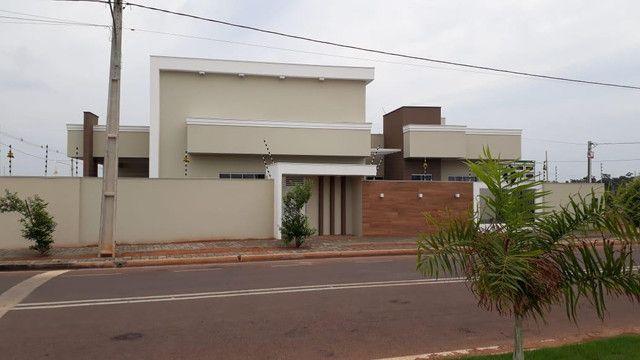 Casa com 3 dormitórios (1 suíte) à venda, 143 m² por R$ 630.000 - Residencial Aquarela Das