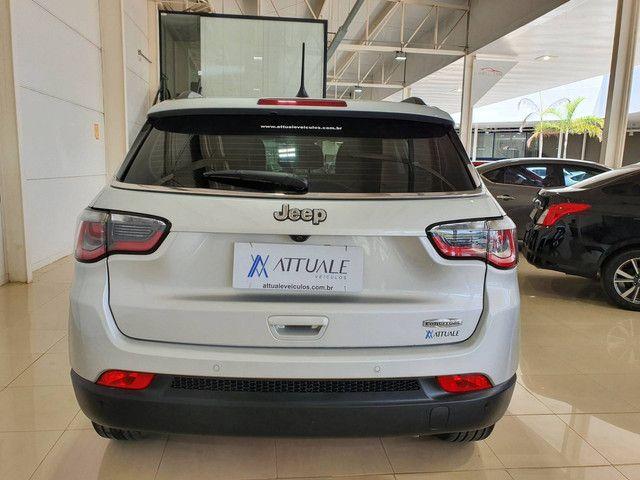 COMPASS 2016/2017 2.0 16V FLEX LONGITUDE AUTOMÁTICO - Foto 5