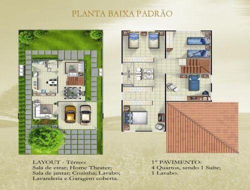 (**)Casa com 03 Dorm. Duplex em Condomínio, na Colônia Japonesa próximo Av. das Torres(**) - Foto 3