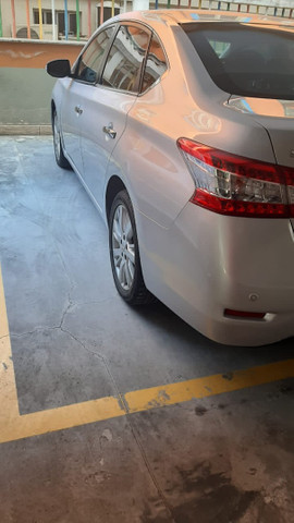 Sentra S 2014 80.000 Km RARIDADE Segundo Dono Manual e Chave Reserva