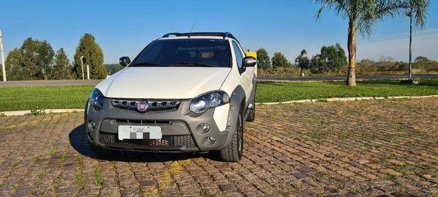 FIAT STRADA ADVENTURE 1.8 - Foto 2