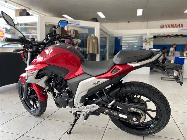 YAMAHA FAZER 250cc ABS 2021 - Foto 5