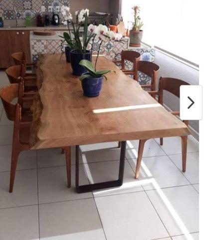 Mesas prancha madeira