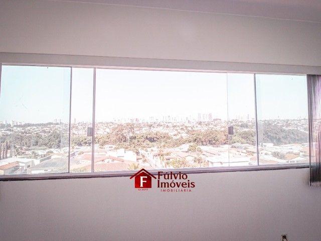 Apartamento com 3 Quartos, 1 Vaga de Garagem Coberta, Elevador em Vicente Pires. - Foto 17