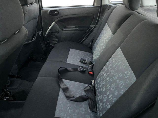 Ford - Fiesta 1.0 2011 completo de tudo e de ÚNICO DONO COM APENAS 60.000km rodado - Foto 9