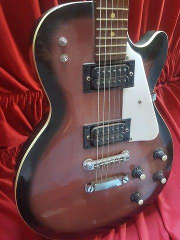 Guitarra bem conservada TONANTE - Foto 4