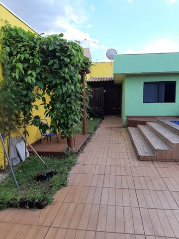 Linda Casa com Piscina Vila Taquarussu Próximo Shooping Norte Sul - Foto 4