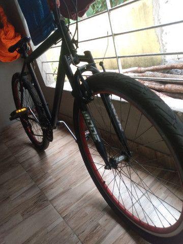 Bicicleta aro 26 para rolo em 29 com volta minha  - Foto 2