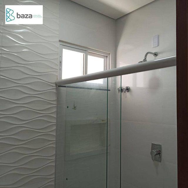 Casa com 3 dormitórios (1 suíte e 1 demi suíte) à venda, 190 m² por R$ 950.000 - Residenci - Foto 10