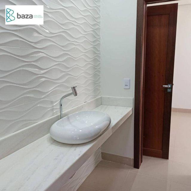 Casa com 3 dormitórios (1 suíte e 1 demi suíte) à venda, 190 m² por R$ 950.000 - Residenci - Foto 11
