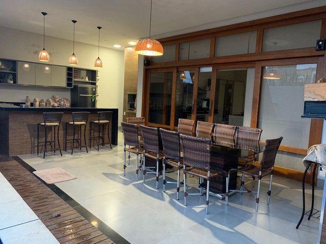 Casa com 5 dormitórios à venda, 350 m² por R$ 1.600.000,00 - Residencial Aquarela Brasil - - Foto 18