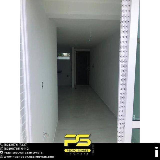 Apartamento com 2 dormitórios à venda, 34 m² por R$ 0 - Bancarios - João Pessoa/PB - Foto 6