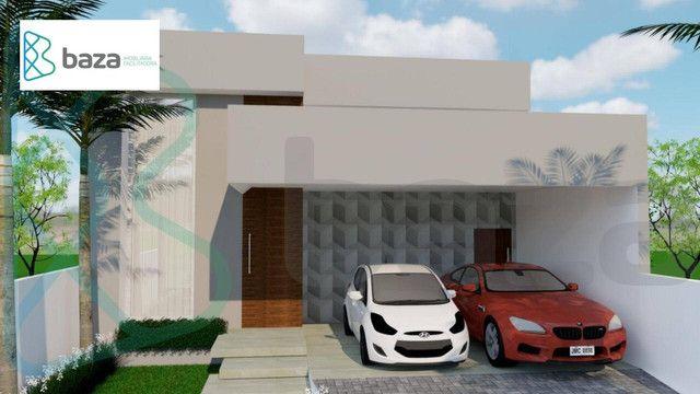 Casa com 3 dormitórios sendo 2 suítes à venda, 183 m² por R$ 830.000 - Residencial Aquarel - Foto 7
