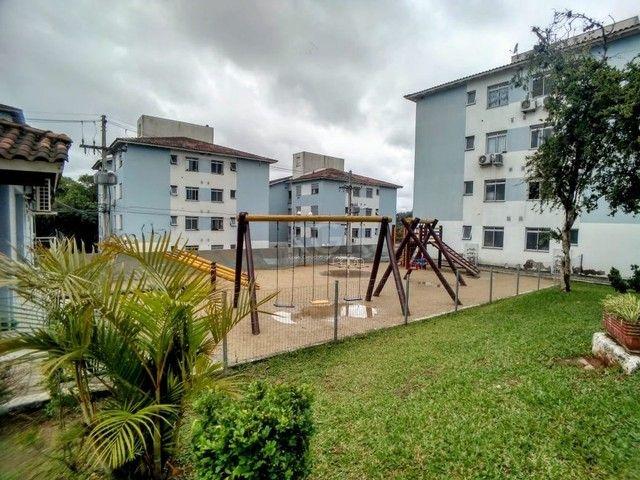 Apartamento térreo  com pátio 2 dormitórios no condomínio Reserva da Figueira no bairro Lo - Foto 18