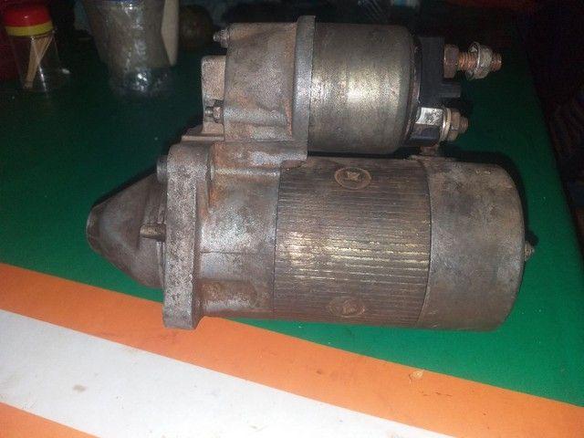 Motor de arranque (partida), do Pálio G1