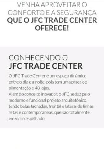 Vendo Sala 259m2 Comercial de Luxo Em Alto Padrão no JFC TRADE CENTER R$3.000.000,00 - Foto 8