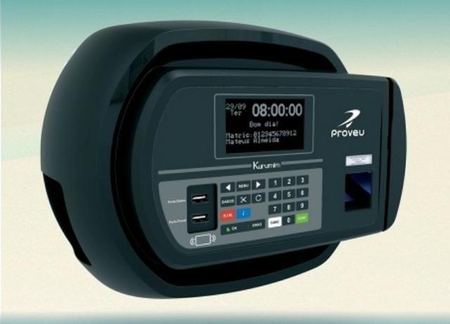 Relógio de Ponto Biométrico - Ponto Eletrônico