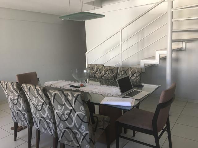 Apartamento tipo Cobertura duplex com 3/4 +DCE , nascente e bastante ventilada ( Jatiúca ) - Foto 2