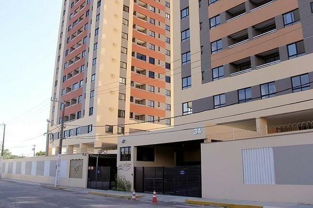 Sun River (Financiamento Direto) - Apartamento 3 quartos, 2 vagas Ribeira/Natal