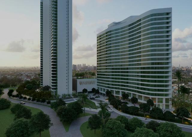 Nova area nobre do Recife da moura dubeux Flats 1 e 2 qts 998785457