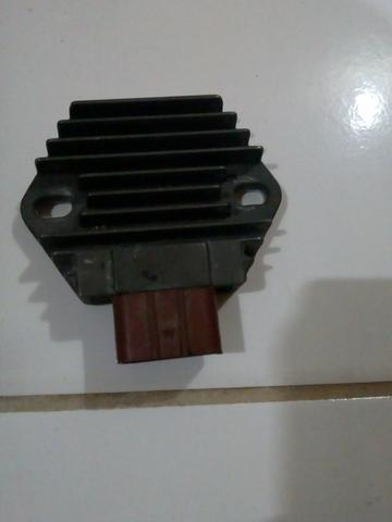 Retificador/Regulador de voltagem Honda Twister original