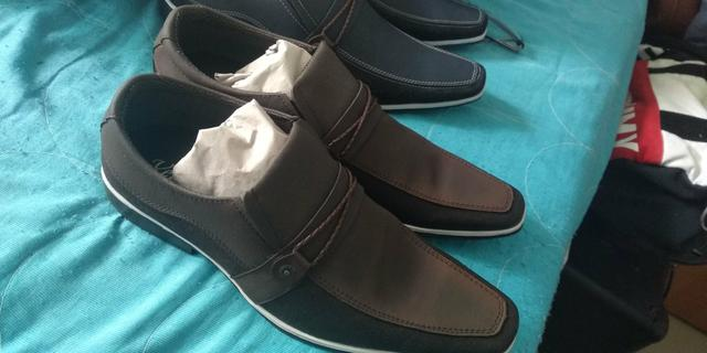 5a3be1fd36e Kit 2 sapatos social thor confort Venetto masculino - Roupas e ...