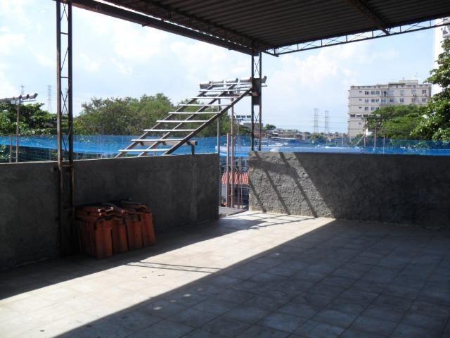 Apartamento- Tipo Casa - Varandão - 02 Qtos - Próximo a Av. Meriti - Vila Penha - Foto 17