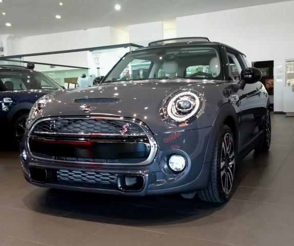 MINI COOPER 2019/2019 2.0 16V TWINPOWER GASOLINA S 2P STEPTRONIC