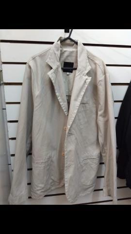 1ed7694f15 Blazer branco masculino - Roupas e calçados - Santo Amaro